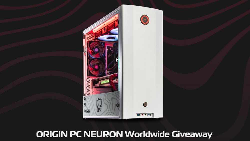 Origin PC Neuron PC Giveaway