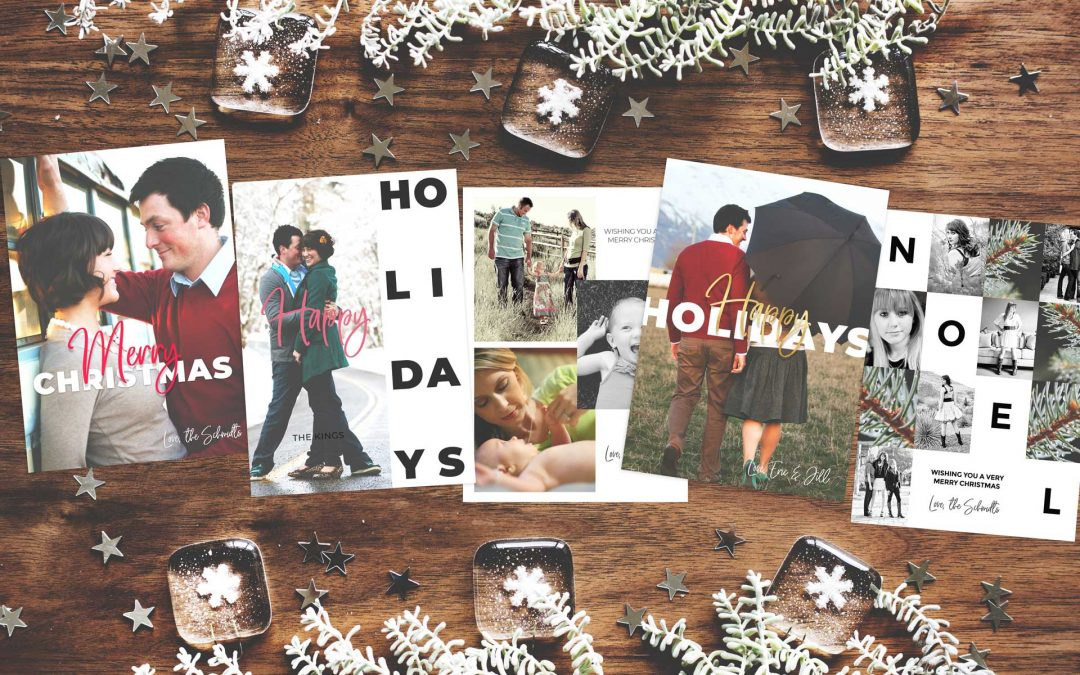 16 Free Holiday Card Templates Download