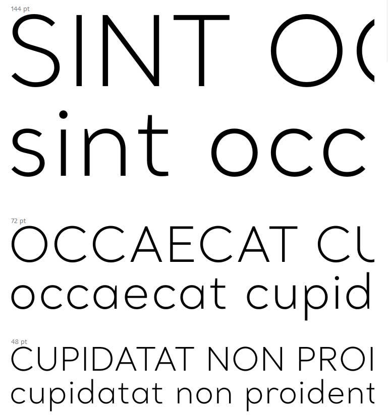 Santral Light free font download